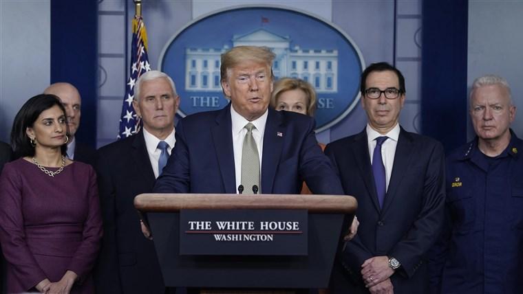 White House coronavirus briefing (03-17-20)