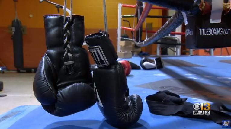 boxing gloves - screenshot