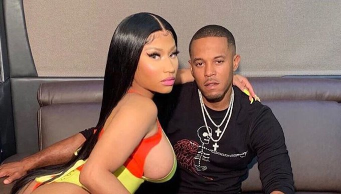 Nicki's husband Kenneth Petty was arrested by the feds