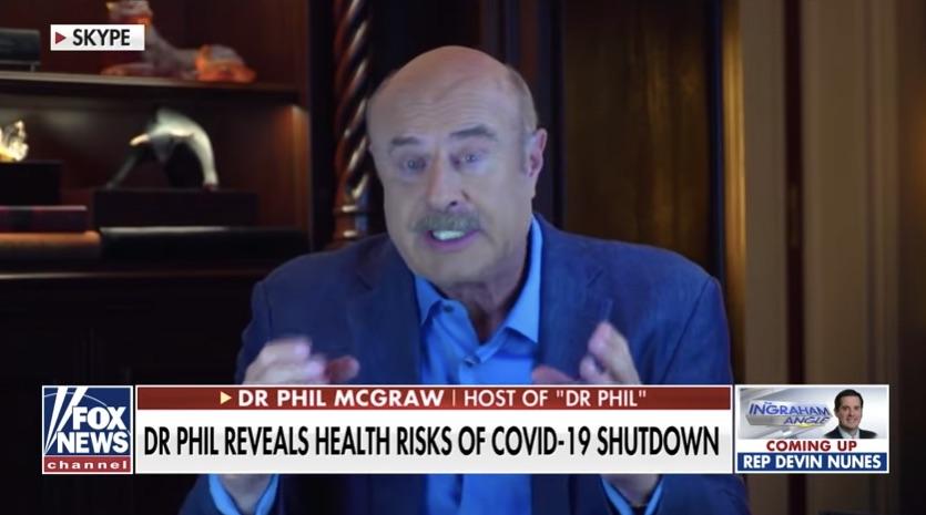 Dr. Phil on Fox News