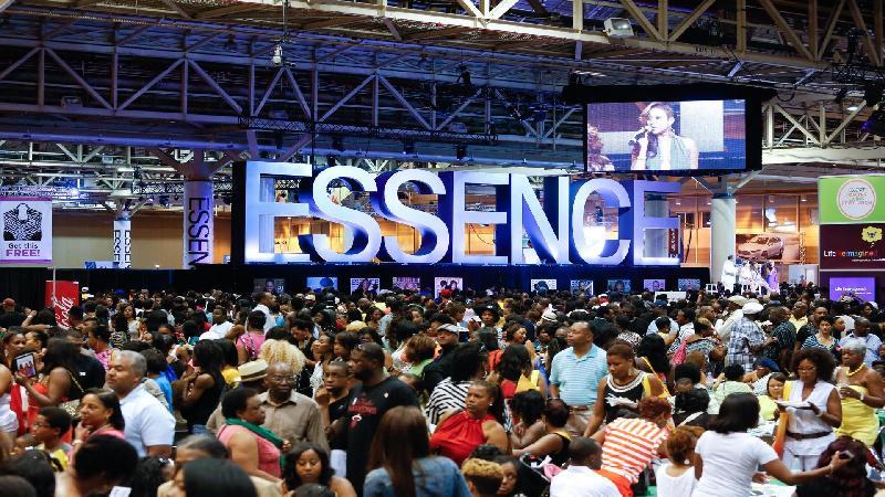 Essence Festival - convention center