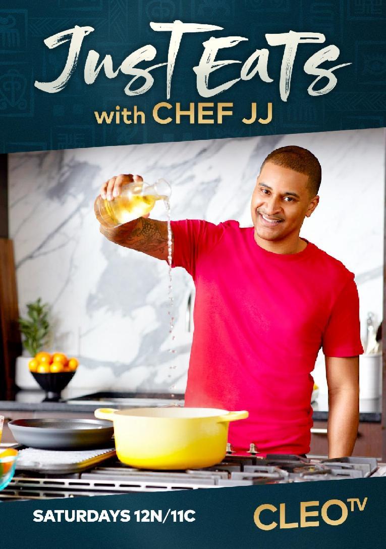 Just eats - chef jj