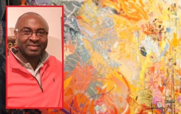 Nigerian artist1 - Hassan Aliyu -