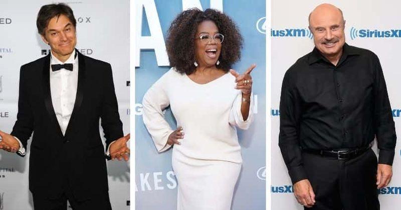 Oprah & dr oz & dr phil