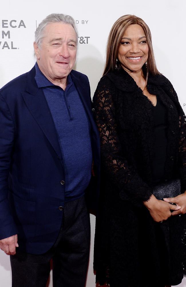 Robert De Niro & Grace Hightower (Getty)