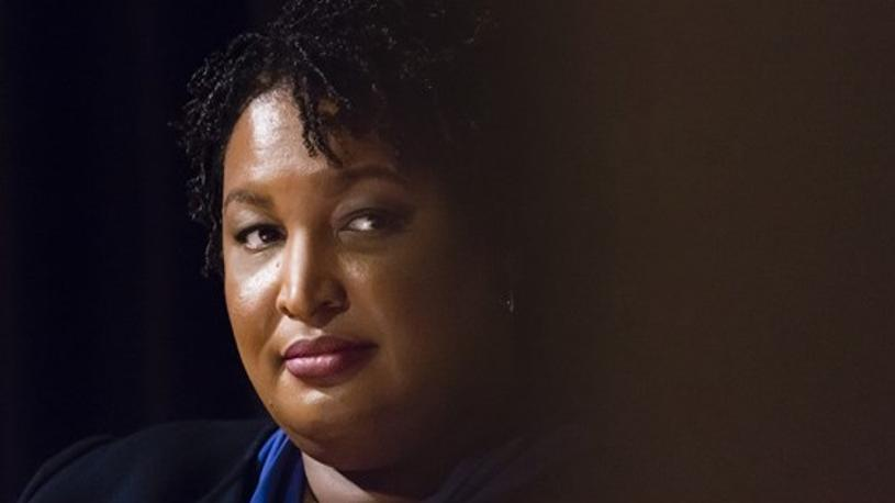 Stacey Abrams - getty