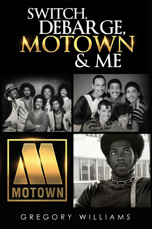 Switch DeBarge Motown & Me - cover