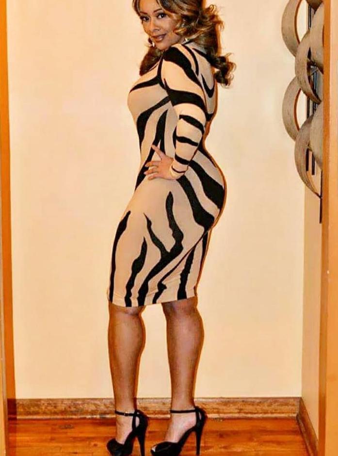 Tanya Winfield - thick & hot