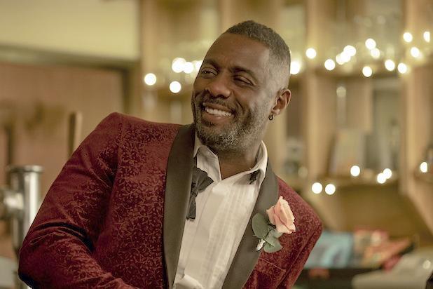 Turn Up Charlie - Idris Elba (Netflix)