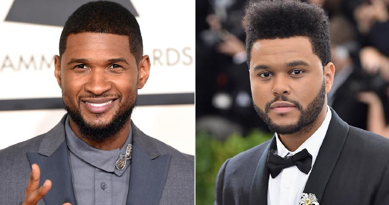 Usher - The Weeknd