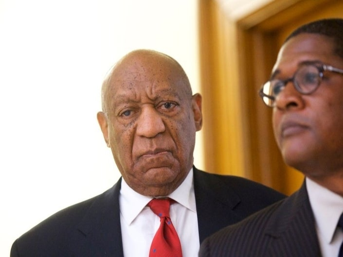 bill cosby & lawyer - gettyimages