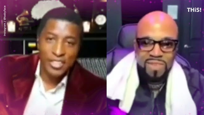 Babyface and Teddy Riley