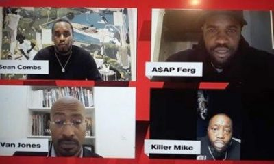 diddy van jones killer mike asap ferg - safe_image
