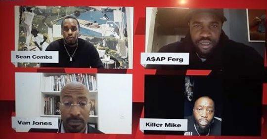 diddy van jones killer mike asap ferg - safe_image