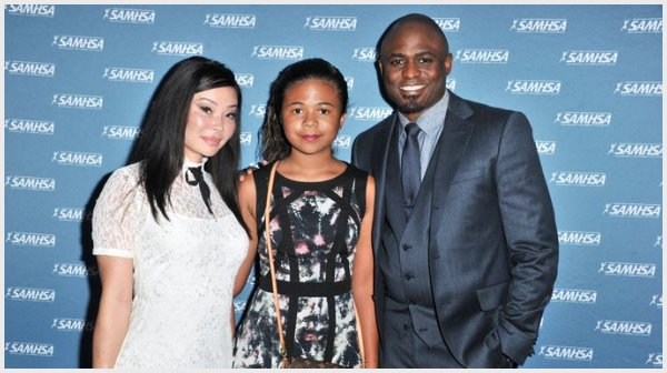 wayne brady, daughter and ex wife