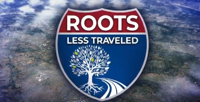 roots less traveled - logo (youtube)