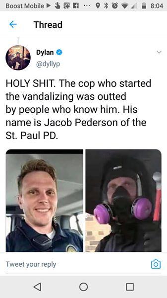 Officer Jacob Pederson