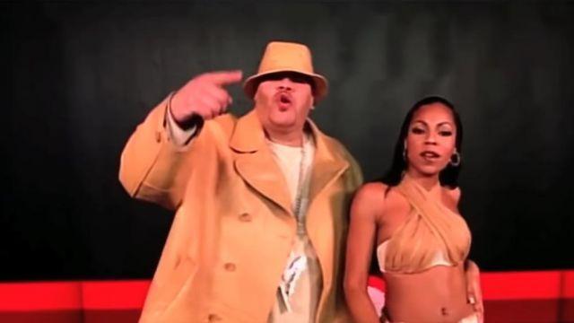 Fat Joe and Ashanti
