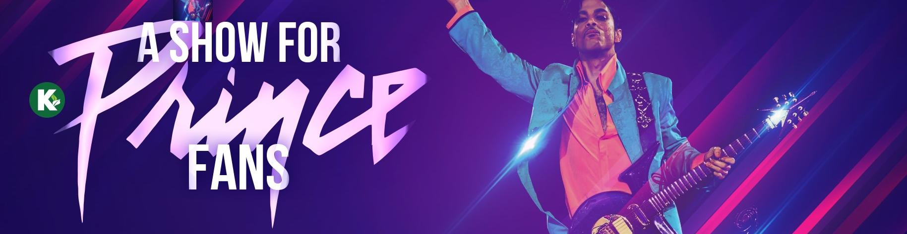 A Show for Prince Fans