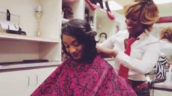 black hair care, black hair salons