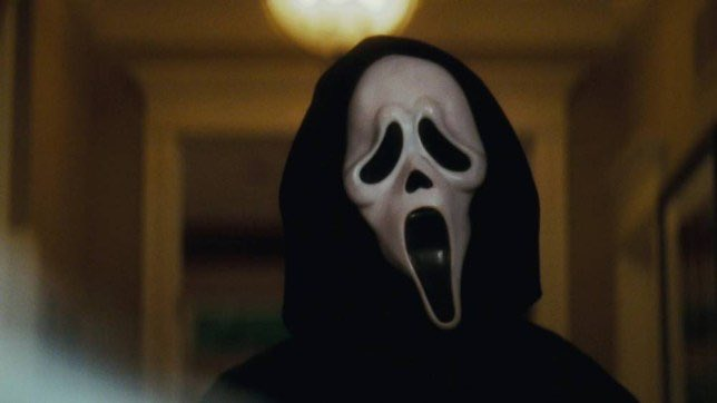scream - MASK