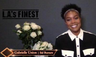 Gabrielle Union, la's finest