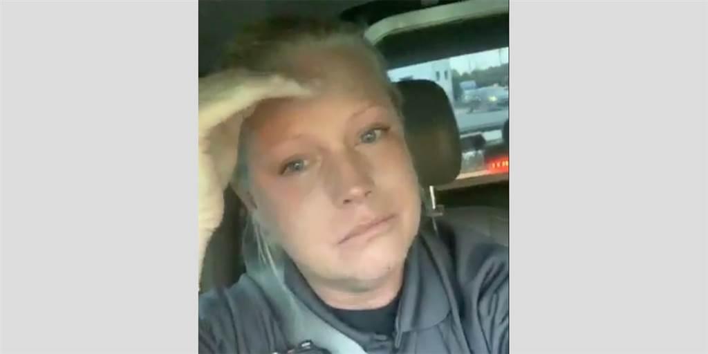 Officer Karen Has Meltdown Over Wait For McMuffin, Talk About McPrivilege
