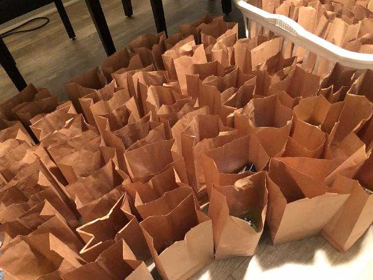 3over 150 empty bags - 614403901