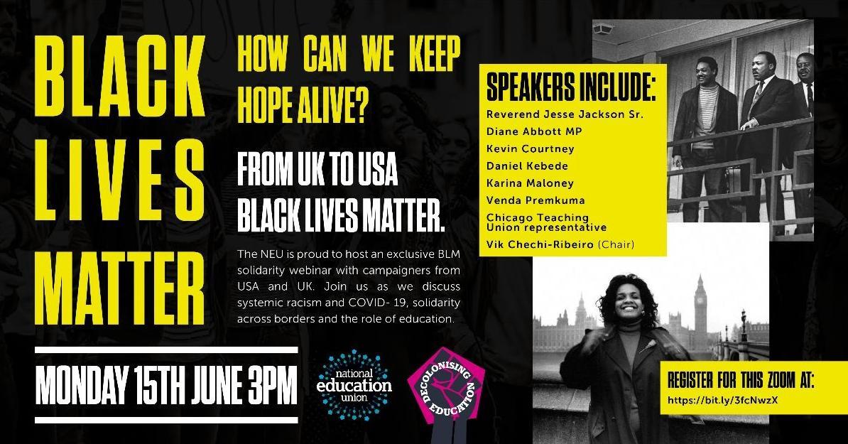 Black Lives Matter - UK