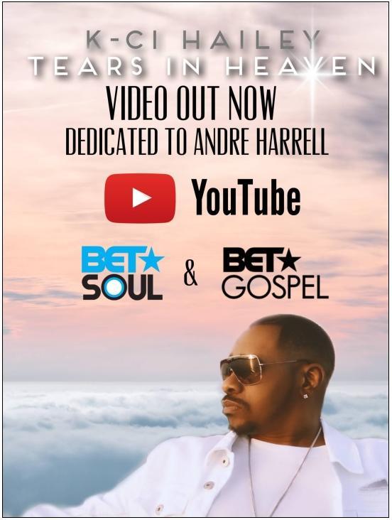 K-Ci Hailey - Tears in Heaven - promo