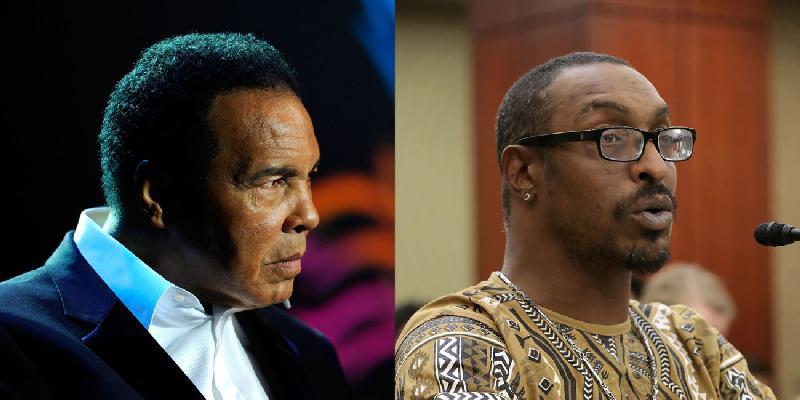 Muhammad Ali - Muhammad ali Jr (Andrew H. Walker/Getty Images, Chip Somodevilla/Getty Images)