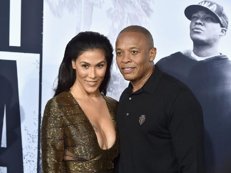 Nicole Young & Dr Dre