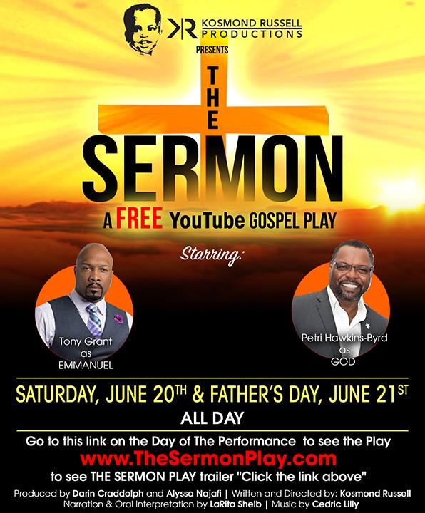 THE SERMON SIMPLE FLYER JUNE 12