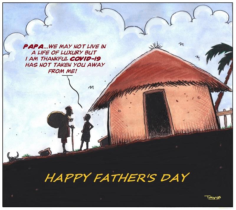 Tayo - Cartoon - Father's Day 21 June 2020