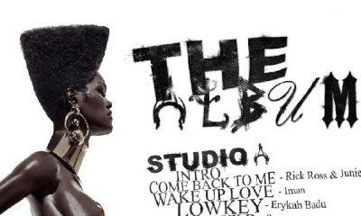 Teyana Taylor1 - the album studio a