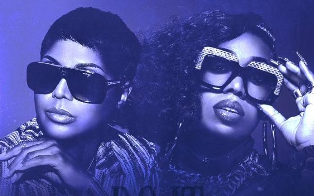 Toni Braxton & Missy Elliott1