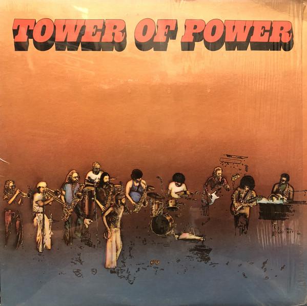 Tower of Power - Warner Bros. - 1973