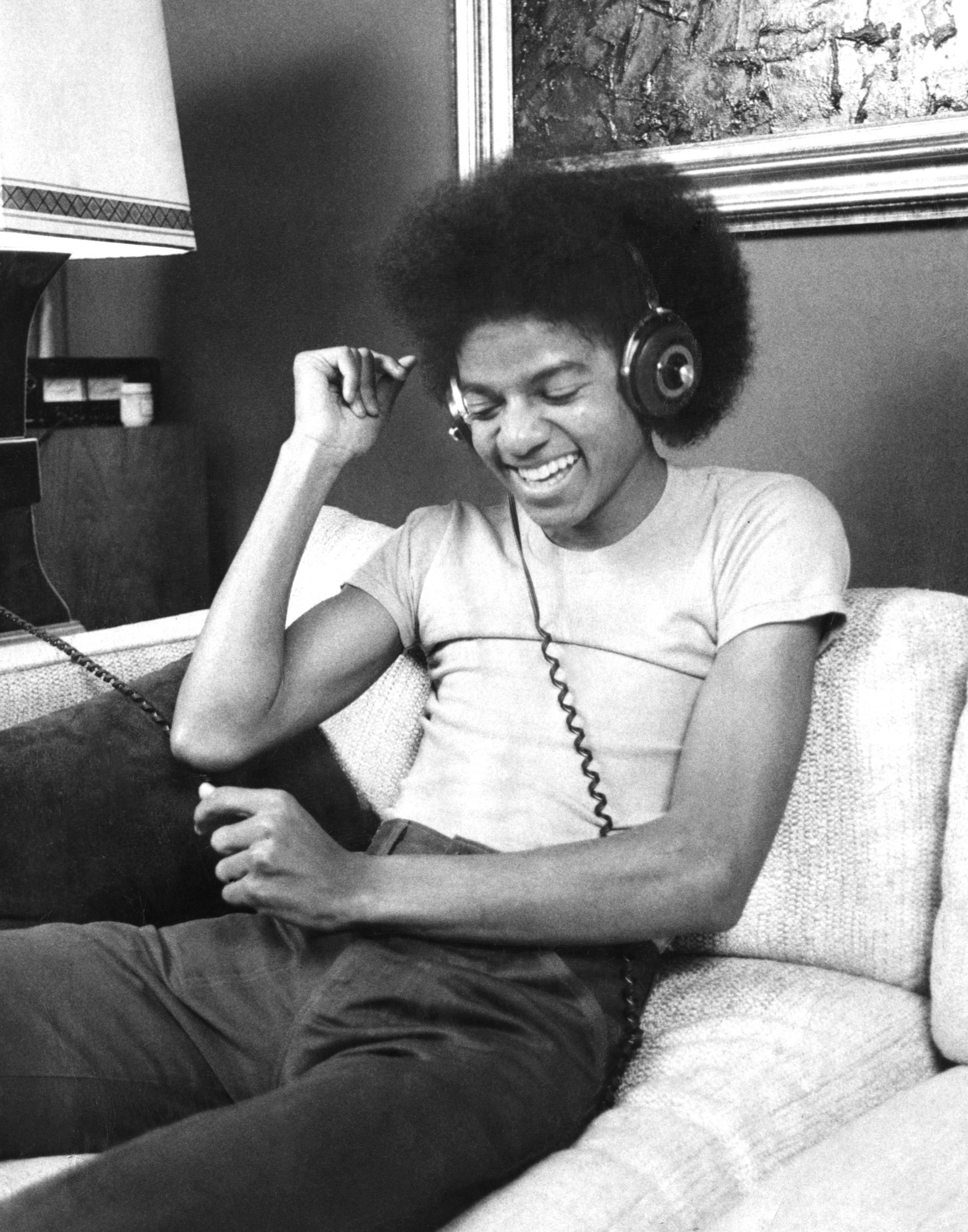 Michael Jackson, the Lead singer of EPIC Recording group The