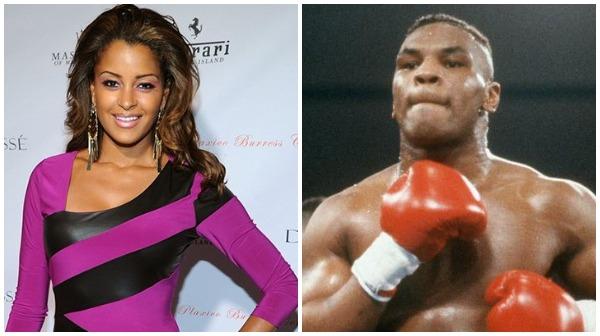 Claudia Jordan, Mike Tyson