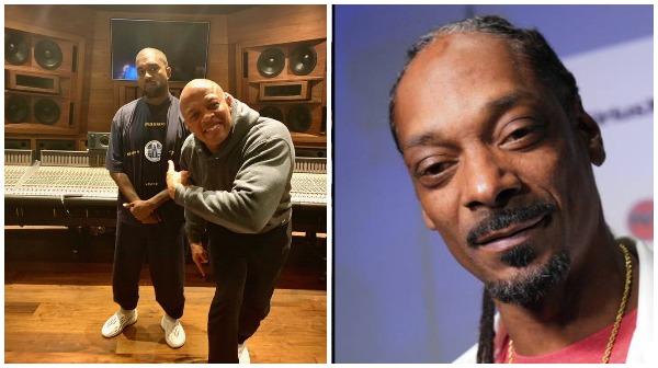 Kanye West, Snoop Dogg