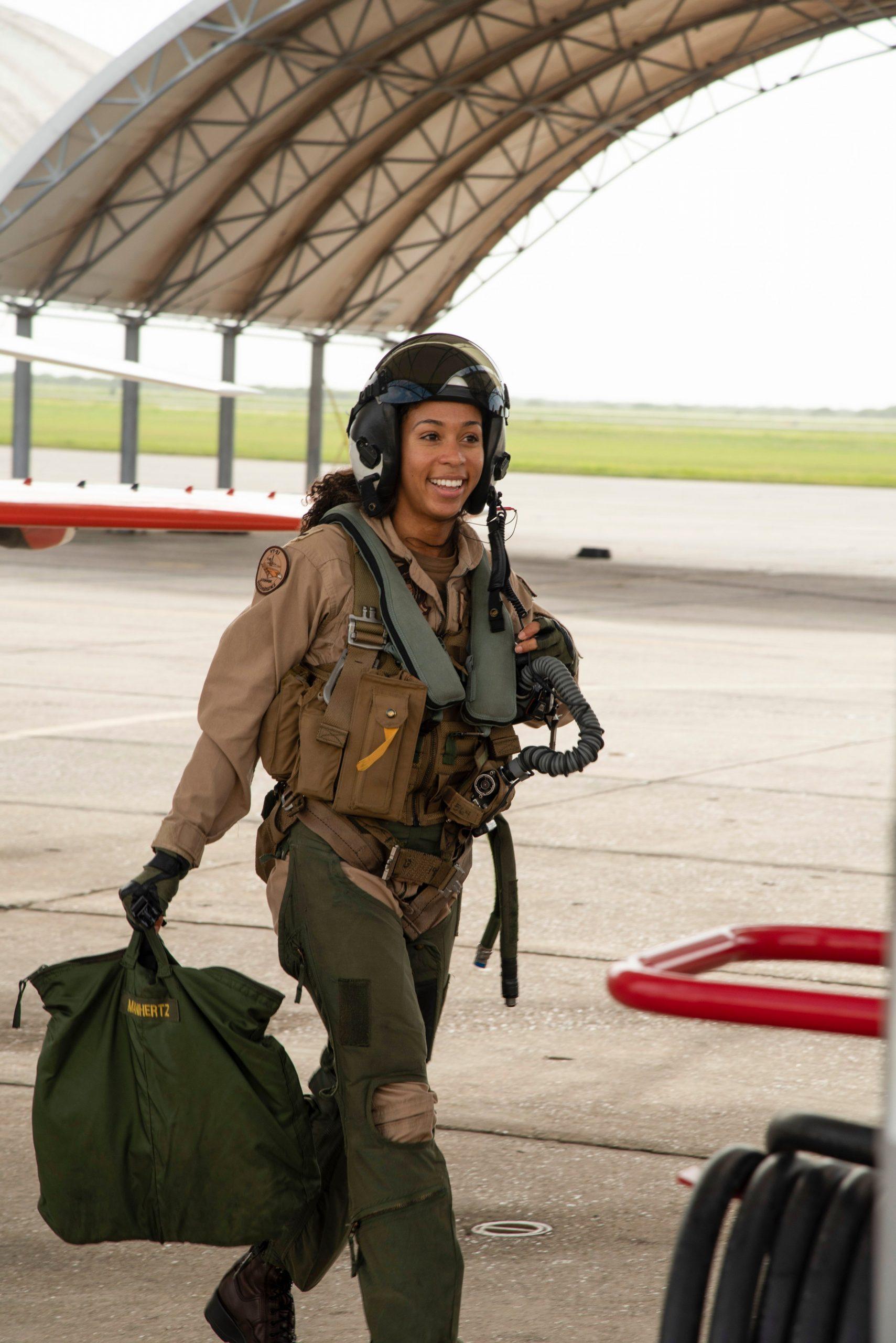 Lt. Madeline Swegle