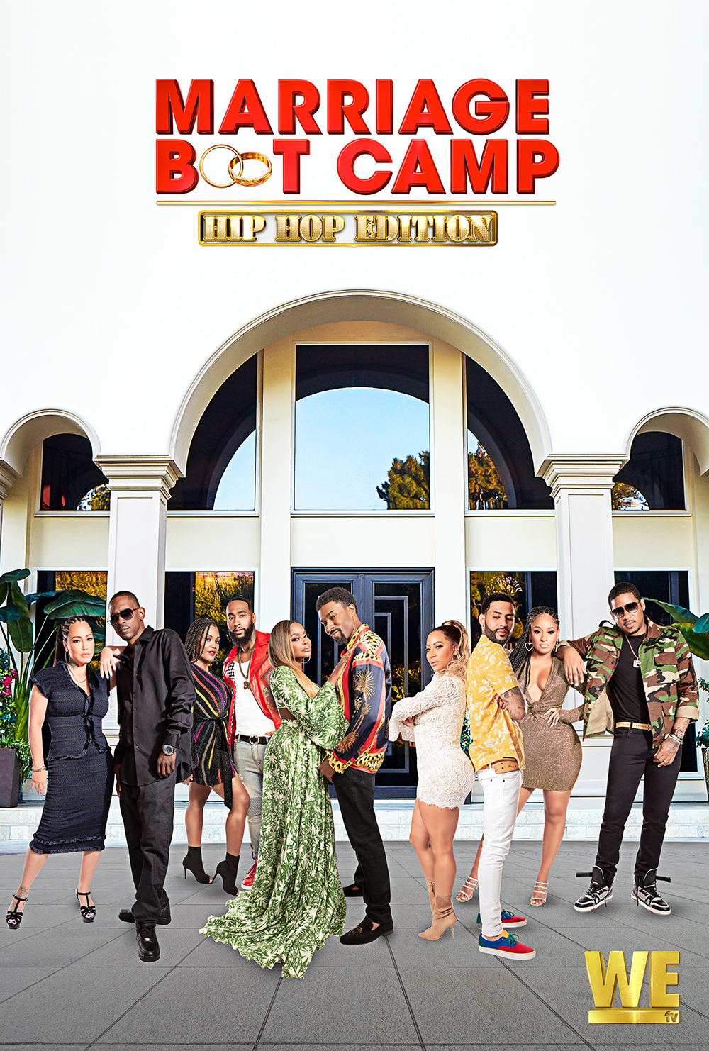 """""""Marriage Boot Camp: Hip Hop Edition,"""""""