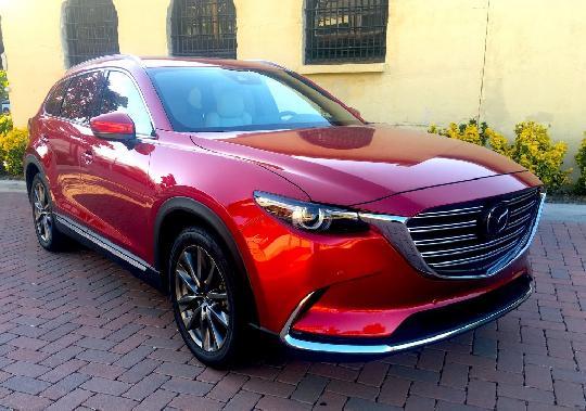 Mazda - cx93-1024x719