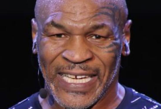Mike Tyson (Getty)