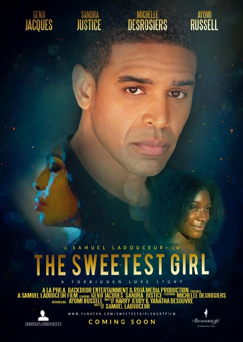 The Sweetest Girl poster