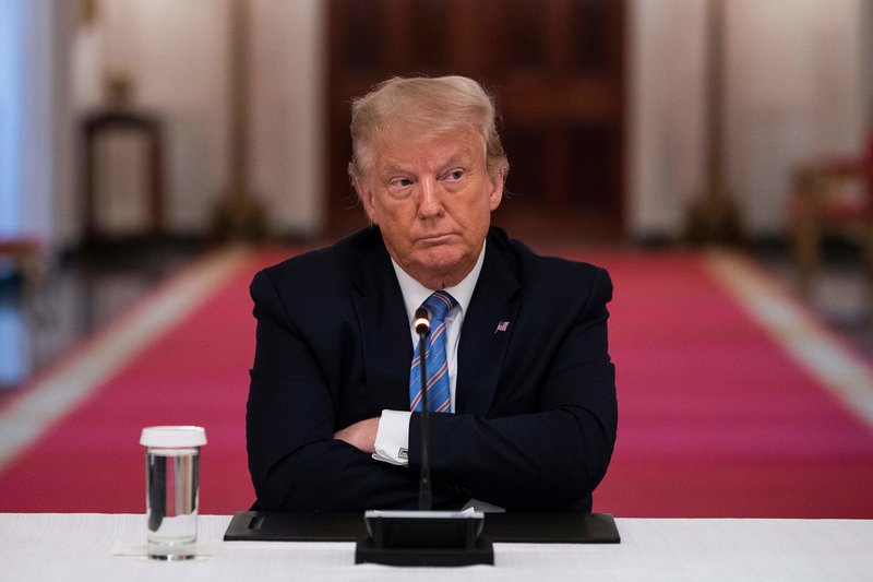 Donald Trump - gettyimages-1225253050