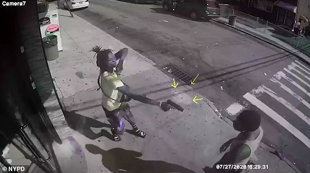 Arrest in Queens deli shooting that injured college student, police say