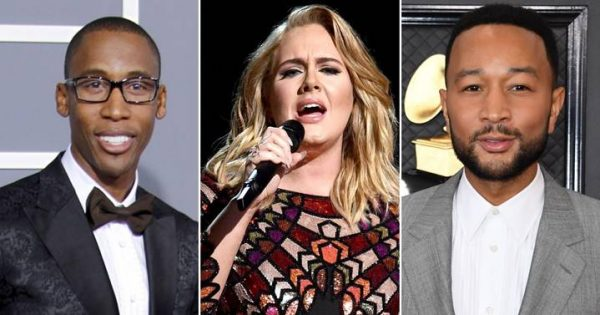 Adele Wants 'Soulful' New Album, Teams with Raphael Saadiq & John Legend