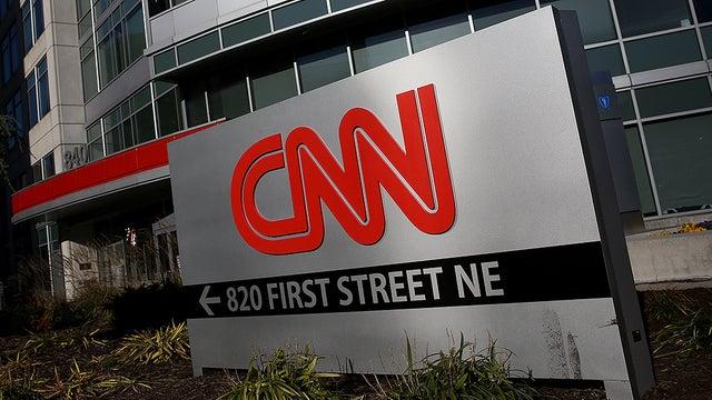 CNN network logo