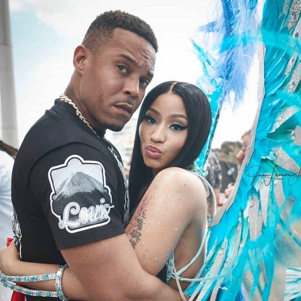 Nicki Minaj, Kenny Petty